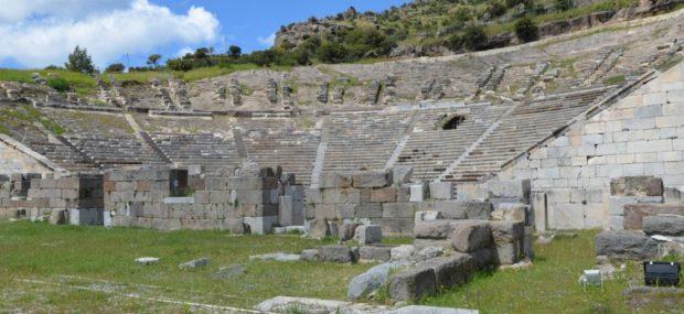 The Theatre of Halicarnassus